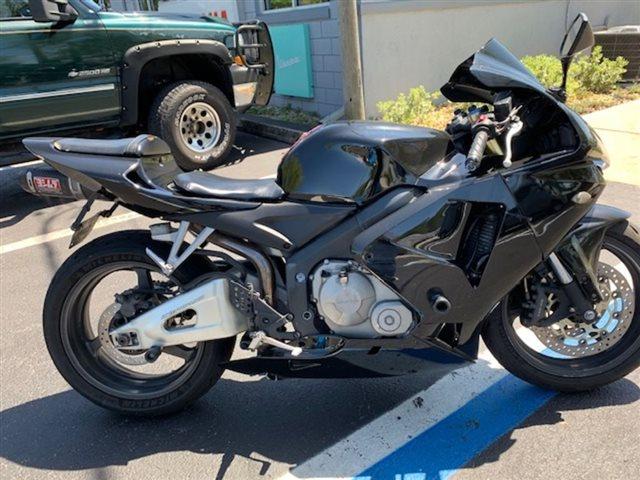 2005 Honda CBR 600RR 600RR at Powersports St. Augustine