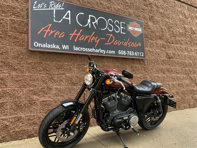 2016 Harley-Davidson Sportster Roadster at La Crosse Area Harley-Davidson, Onalaska, WI 54650