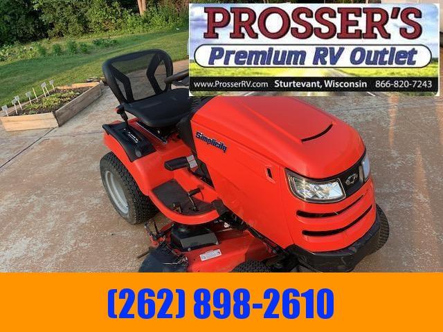 2018 Simplicity Broadmoor 22/44 at Prosser's Premium RV Outlet