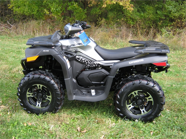 2021 CFMoto CForce 600 EPS at Brenny's Motorcycle Clinic, Bettendorf, IA 52722