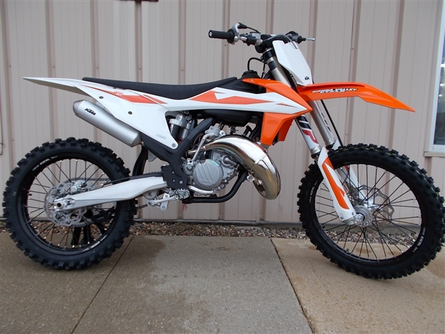 2019 KTM SX 125 at Nishna Valley Cycle, Atlantic, IA 50022