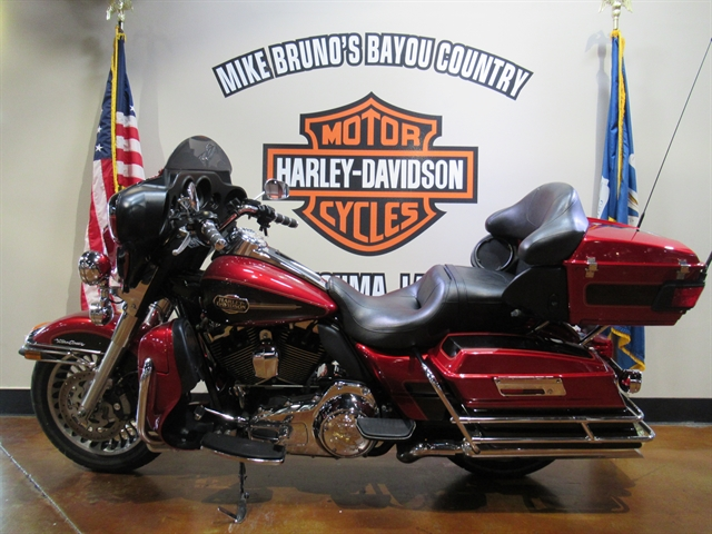 2012 Harley-Davidson Electra Glide Ultra Classic at Mike Bruno's Bayou Country Harley-Davidson