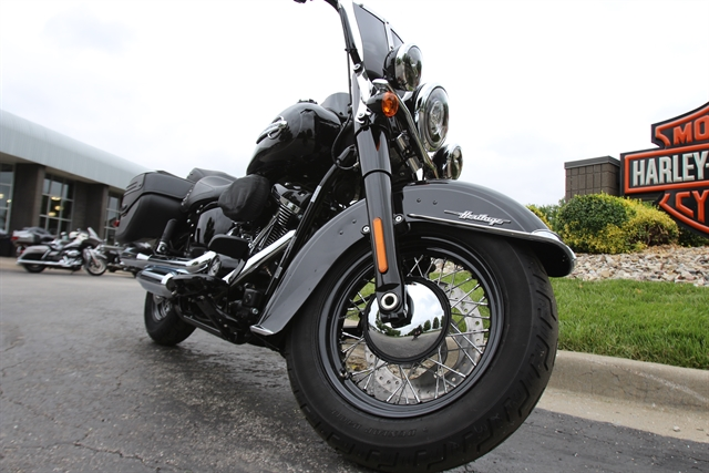 2020 Harley-Davidson Softail Heritage Classic at Outlaw Harley-Davidson