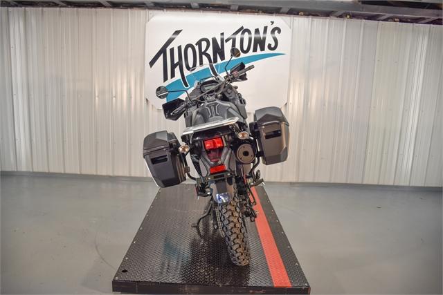 2022 KAWASAKI KL650GNFNL at Thornton's Motorcycle - Versailles, IN
