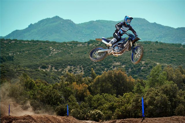 2021 Yamaha YZ 250F Monster Energy Yamaha Racing Edition at Extreme Powersports Inc