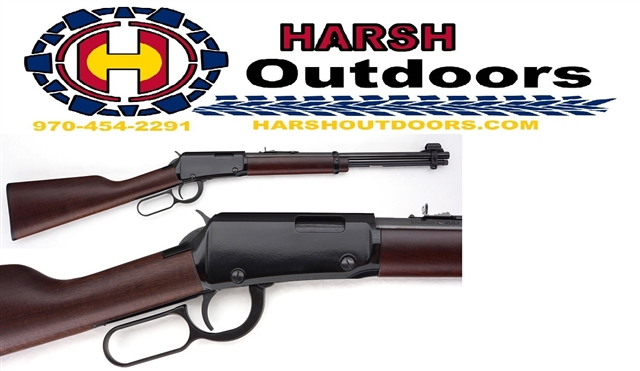 2018 Henry Repeating Arms Lever Action Youth Rifle 22LR at Harsh Outdoors, Eaton, CO 80615