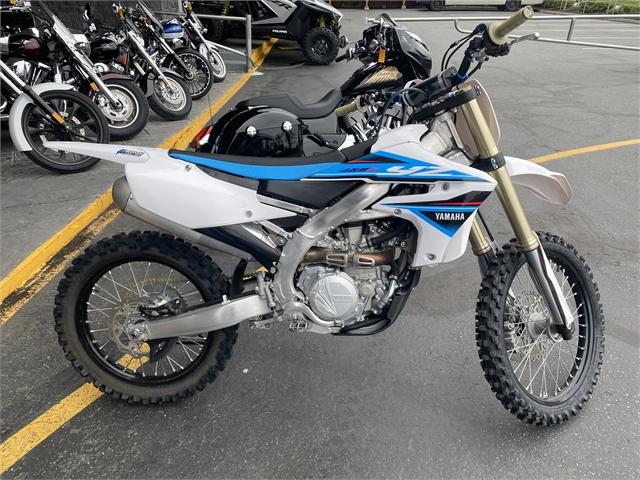 2019 Yamaha YZ 450F at Lynnwood Motoplex, Lynnwood, WA 98037