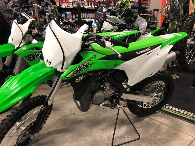 2019 Kawasaki KX 100 at Kawasaki Yamaha of Reno, Reno, NV 89502