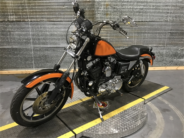 1987 Harley-Davidson XLH 1100 ANNIVERSARY at Texarkana Harley-Davidson