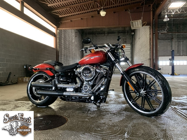 2019 Harley-Davidson Softail Breakout at South East Harley-Davidson