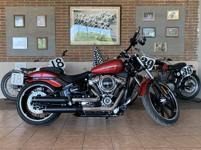 2019 Harley-Davidson Softail Breakout at South East Harley-Davidson
