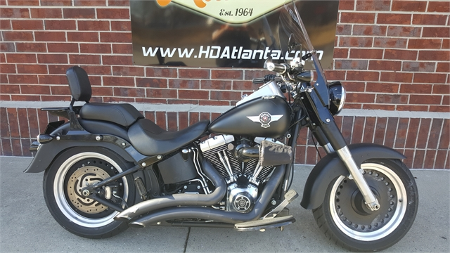 2010 Harley-Davidson Softail Fat Boy Lo at Harley-Davidson® of Atlanta, Lithia Springs, GA 30122