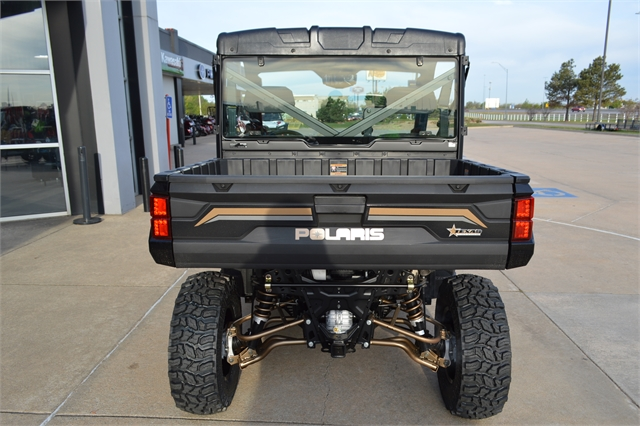 2021 Polaris Ranger XP 1000 Texas Edition at Shawnee Honda Polaris Kawasaki