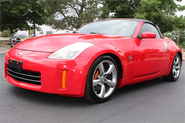 2008 NISSAN 350Z at Aces Motorcycles - Fort Collins