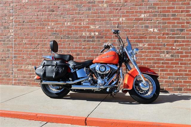 2012 Harley-Davidson Heritage Softail Classic Heritage Softail® Classic at Zylstra Harley-Davidson®, Ames, IA 50010