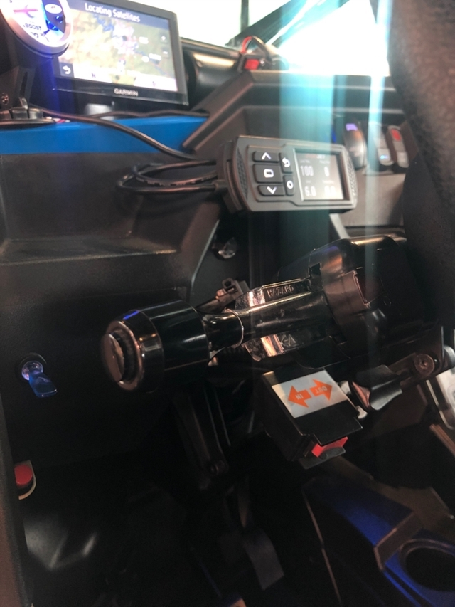 2016 Polaris RZR XP Turbo EPS at Kent Powersports of Austin, Kyle, TX 78640