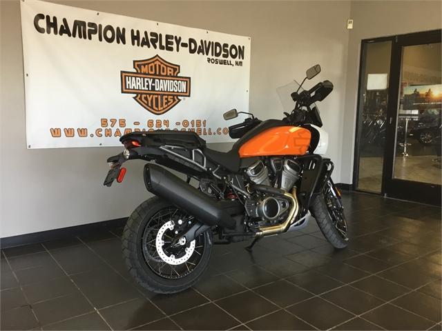 2021 Harley-Davidson Pan America Pan America 1250 at Champion Harley-Davidson