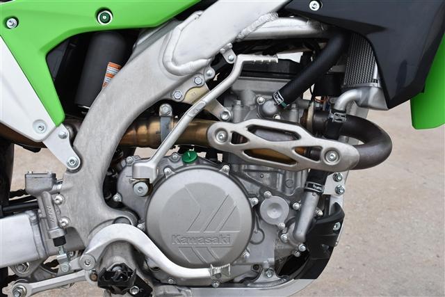 2017 Kawasaki KX 450F at Lincoln Power Sports, Moscow Mills, MO 63362