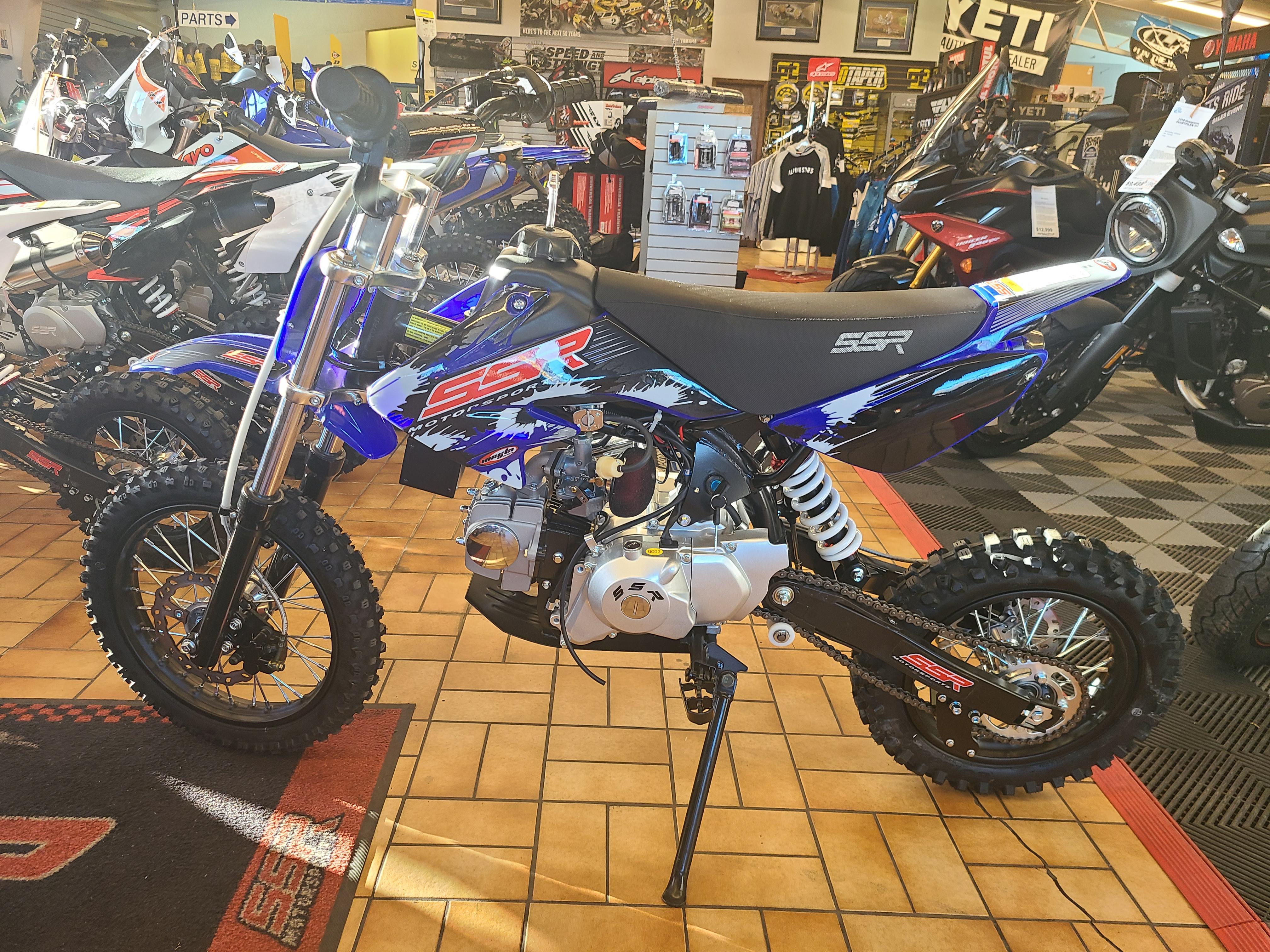 2021 SSR Motorsports SR125 AUTO at Bobby J's Yamaha, Albuquerque, NM 87110