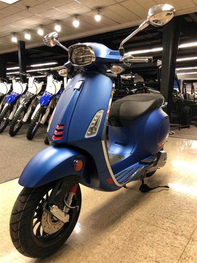 2020 Vespa Sprint 150 Sport at Sloans Motorcycle ATV, Murfreesboro, TN, 37129