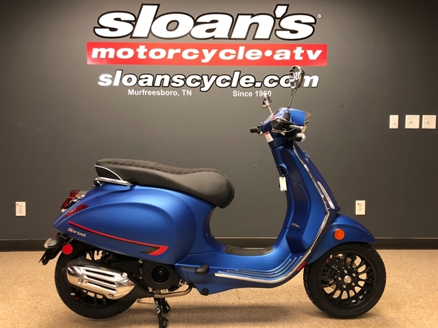2020 Vespa Sprint 150 Sport at Sloans Motorcycle ATV, Murfreesboro, TN, 37129