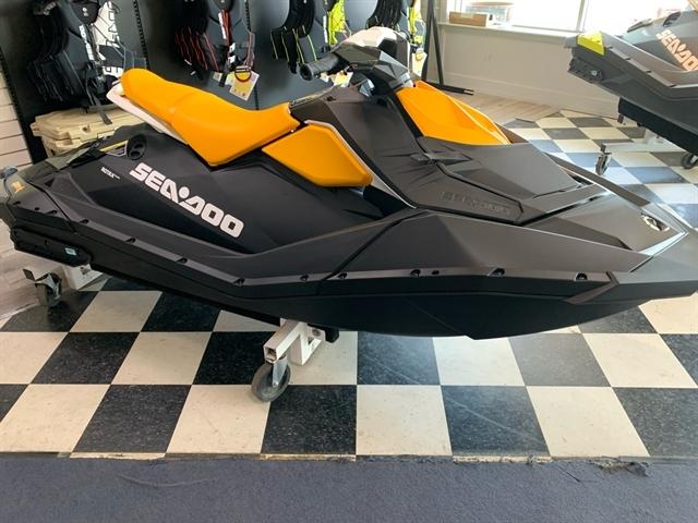 2019 Sea-Doo Spark 2up Ibr 2-Up Rotax® 900 ACE™