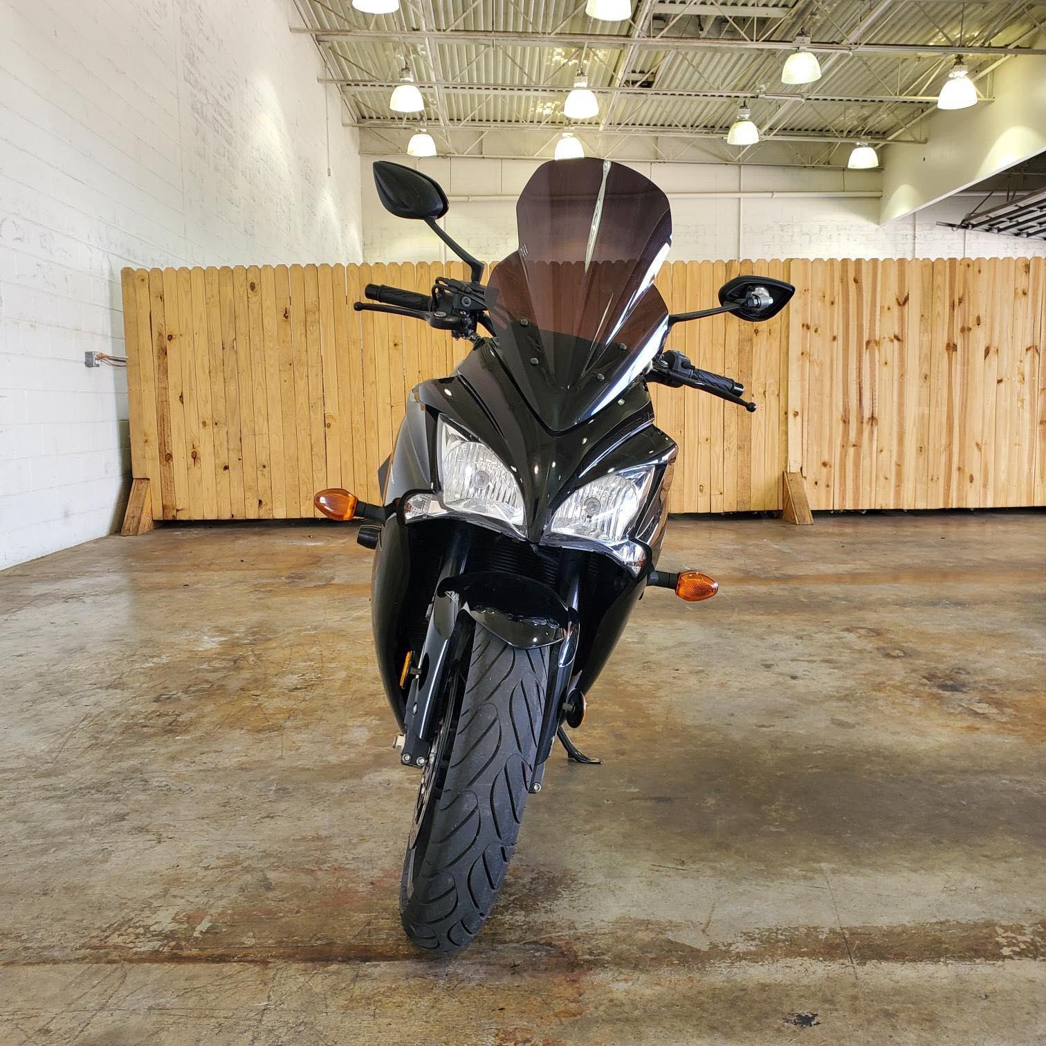 2020 Suzuki GSX-S 1000F at Twisted Cycles