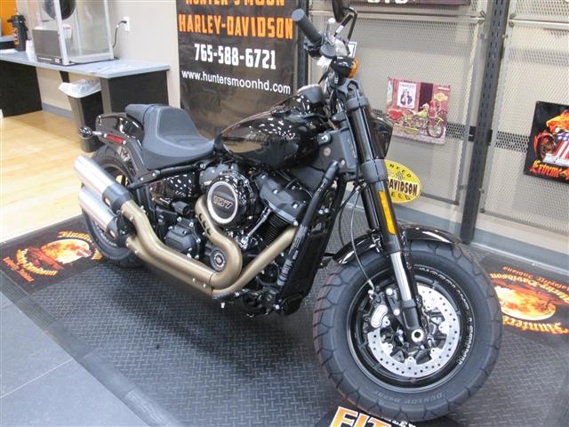 2018 Harley-Davidson Softail Fat Bob at Hunter's Moon Harley-Davidson®, Lafayette, IN 47905
