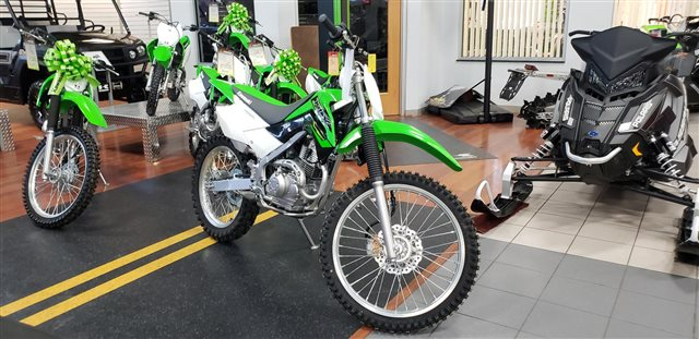 2019 Kawasaki KLX 140G at Rod's Ride On Powersports, La Crosse, WI 54601
