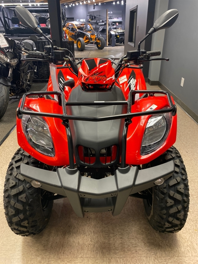 2020 KAYO USA, A & G Distributing BULL 200 AU200-R at Sloans Motorcycle ATV, Murfreesboro, TN, 37129