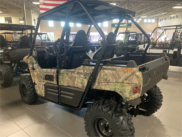 2021 Kawasaki Teryx Camo at Star City Motor Sports