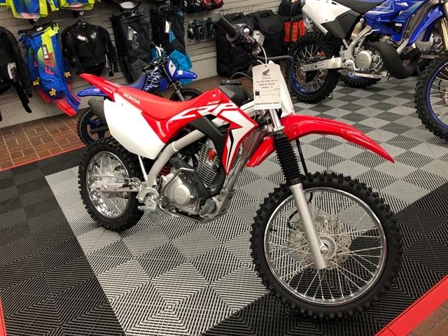 2021 Honda CRF 125F at Wild West Motoplex