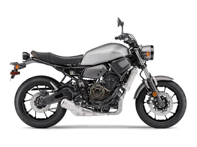 2018 Yamaha XSR700 at Brenny's Motorcycle Clinic, Bettendorf, IA 52722