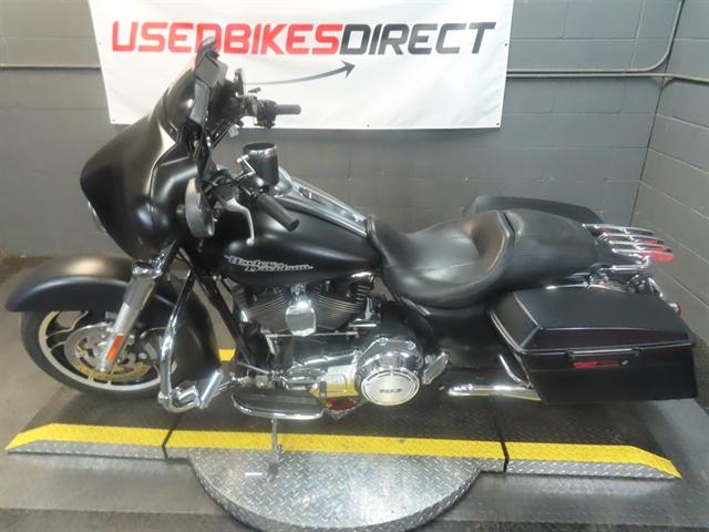 2012 Harley-Davidson Street Glide Base at Used Bikes Direct