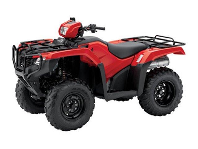 2018 Honda FourTrax Rancher 4X4 at Waukon Power Sports, Waukon, IA 52172