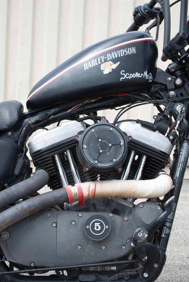 2012 Harley-Davidson Sportster Nightster at Javelina Harley-Davidson