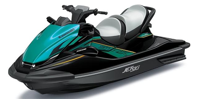 2022 Kawasaki Jet Ski STX 160LX at Ehlerding Motorsports