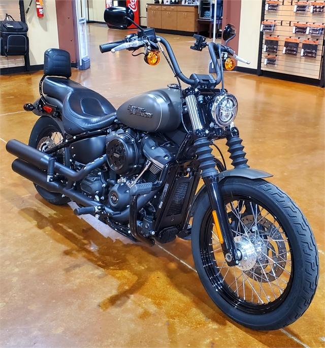 2019 Harley-Davidson Softail Street Bob at Steel Horse Harley-Davidson®