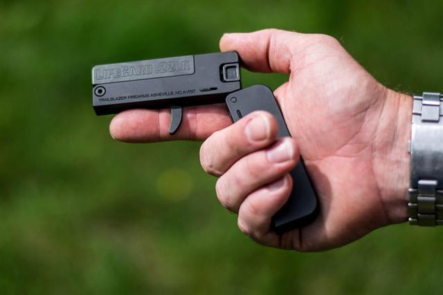 2019 Trailblazer Firearms Handgun at Harsh Outdoors, Eaton, CO 80615