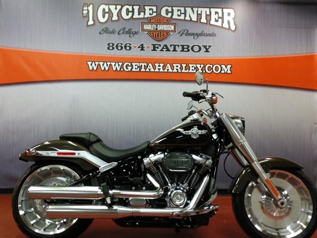 2020 HD FLFBS at #1 Cycle Center Harley-Davidson