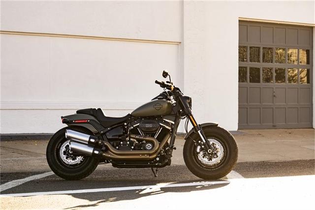 2021 Harley-Davidson Cruiser Fat Bob 114 at Harley-Davidson of Waco