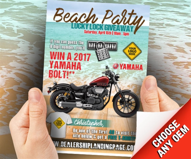Beach Party Powersports at PSM Marketing - Peachtree City, GA 30269