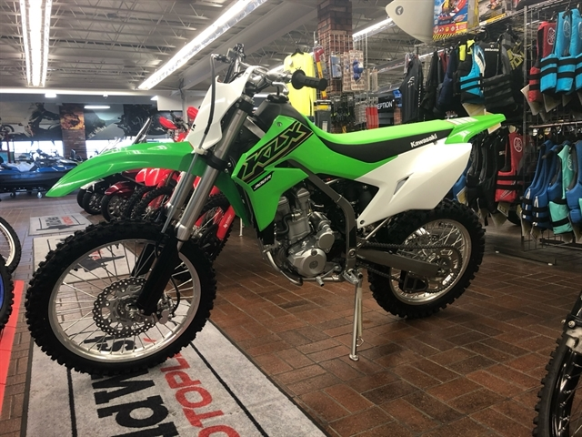 2021 Kawasaki KLX 300R at Wild West Motoplex