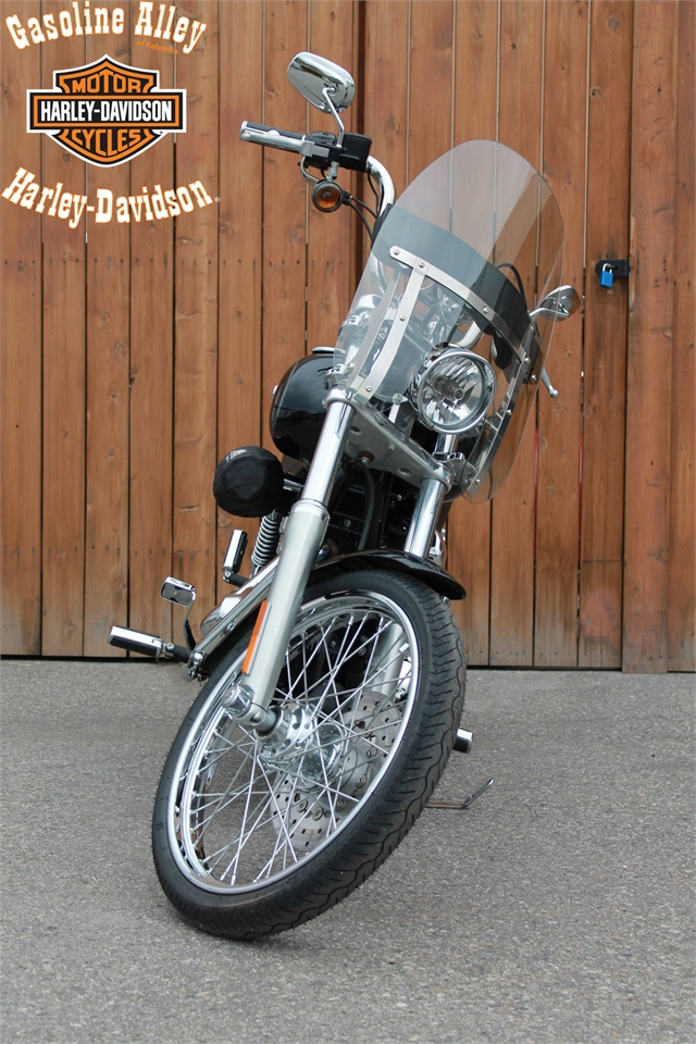 2007 Harley-Davidson Dyna Glide Wide Glide at Gasoline Alley Harley-Davidson of Kelowna