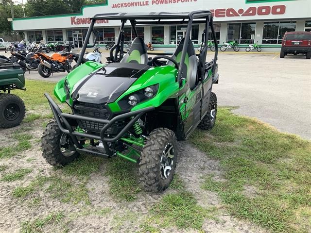 2020 Kawasaki Teryx LE at Jacksonville Powersports, Jacksonville, FL 32225