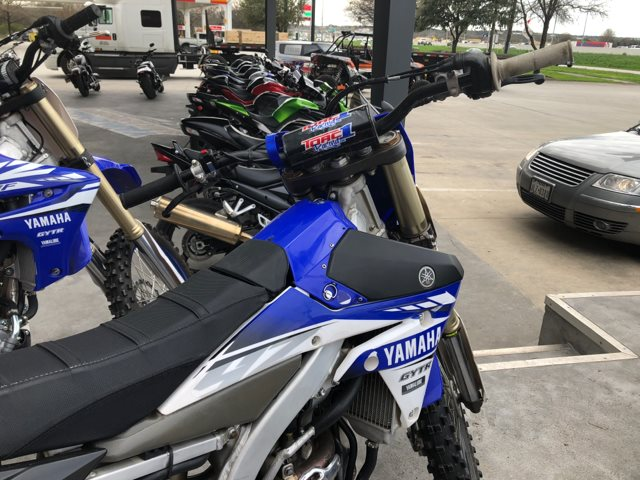 2017 Yamaha YZ250F at Kent Powersports, North Selma, TX 78154