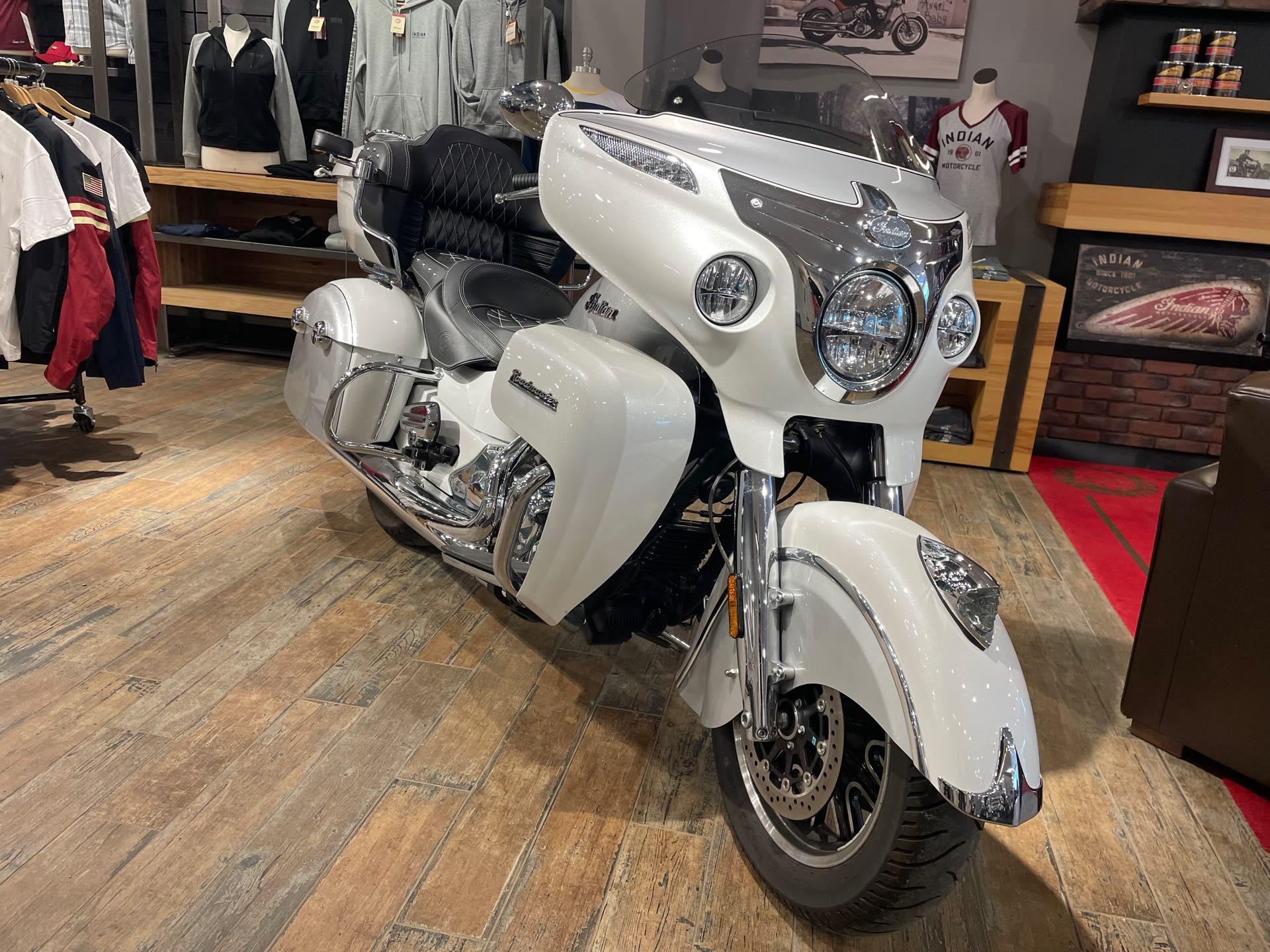 2018 Indian Roadmaster Base at Pitt Cycles