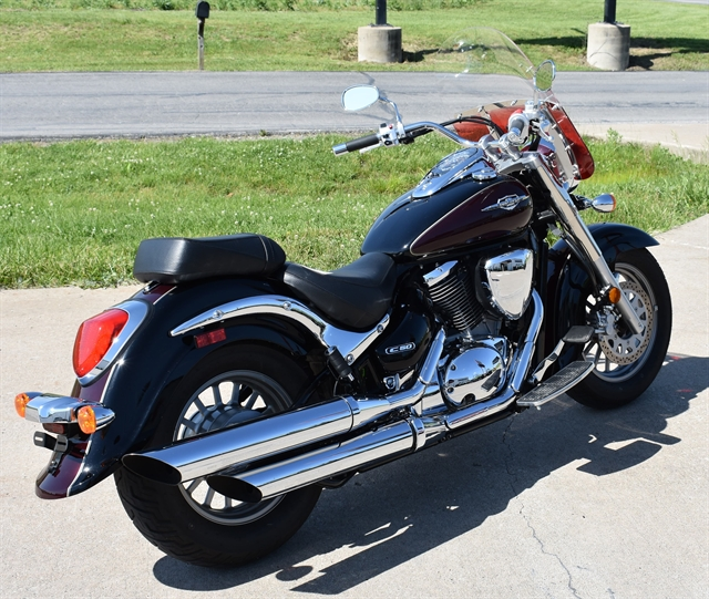 2013 Suzuki Boulevard C50 at Lincoln Power Sports, Moscow Mills, MO 63362