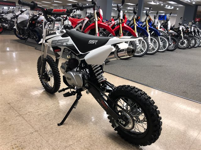 2019 SSR SRN125SEMI SRN125SEMI at Sloans Motorcycle ATV, Murfreesboro, TN, 37129