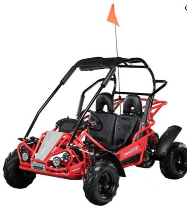 2021 HAMMERHEAD MUDHEAD 208 RED at Got Gear Motorsports